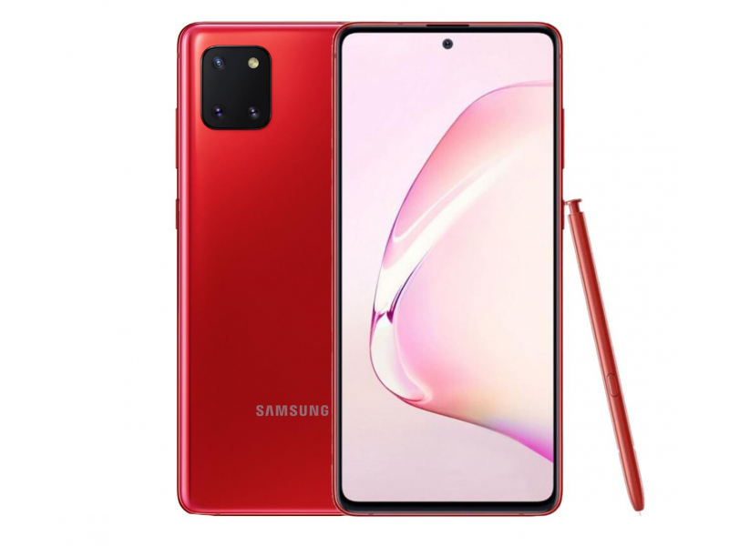 Samsung Galaxy Note 10 Lite N770F Red