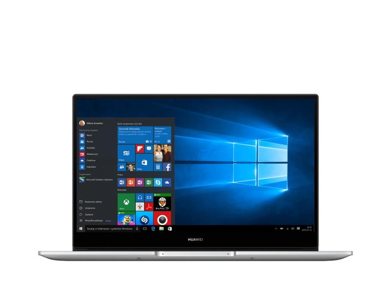 Huawei MateBook D 14 i5-10210U/8GB/256/Win10 srebrny