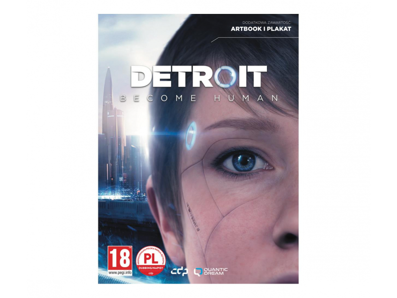PC DETROIT BECOME HUMAN