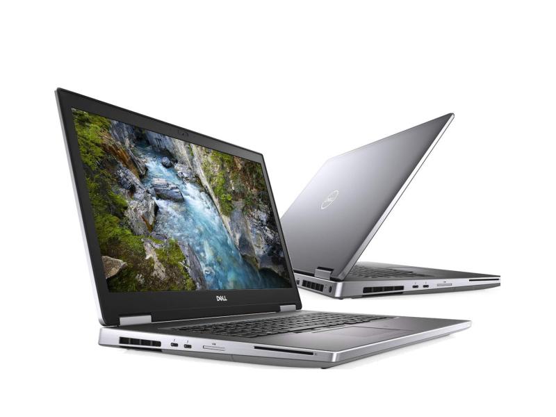 Dell Precision 7740 i7-9850H/16GB/512/Win10P RTX3000