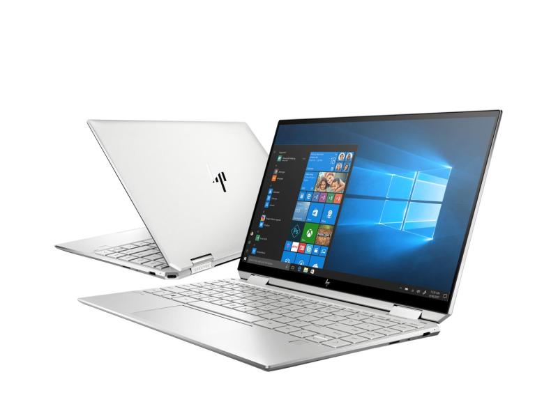 HP Spectre 13 x360 i7-1065G7/16GB/512/Win10 4K Silver