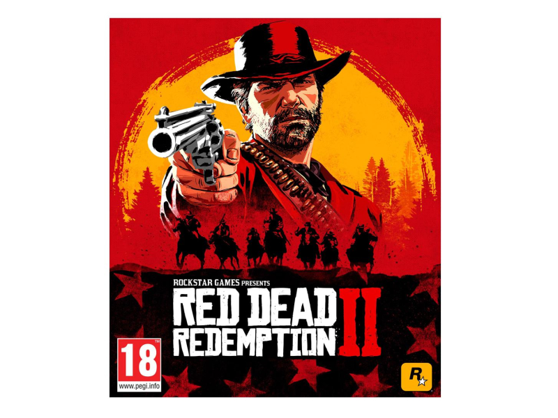 PC Red Dead Redemption 2 ESD Rock Star Games Launcher