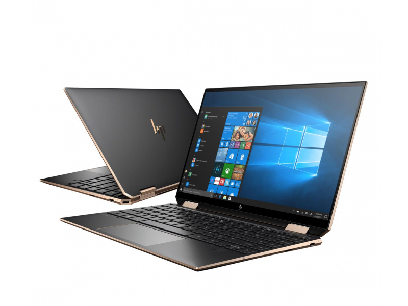 HP Spectre 13 x360 i7-1065G7/16GB/512/Win10 Black