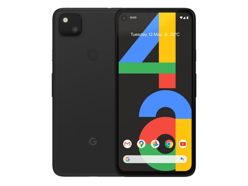 Google Pixel 4a 6/128GB Black