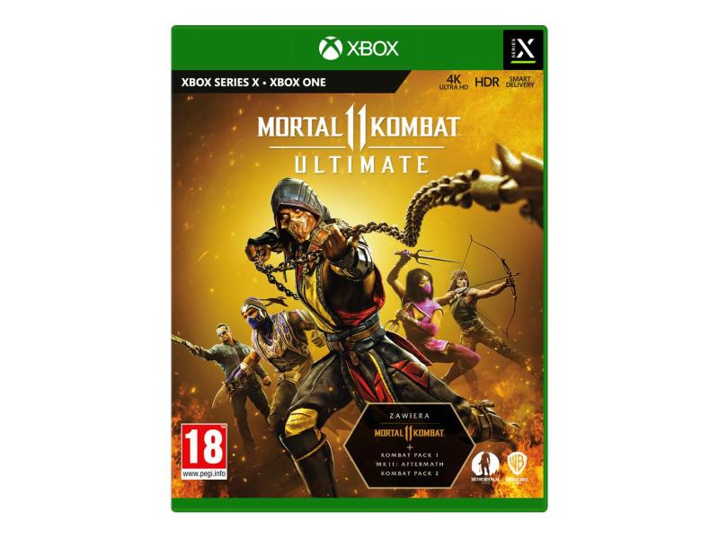 Xbox Mortal Kombat XI Ultimate