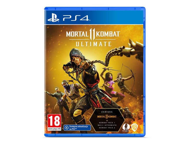 PlayStation Mortal Kombat XI Ultimate
