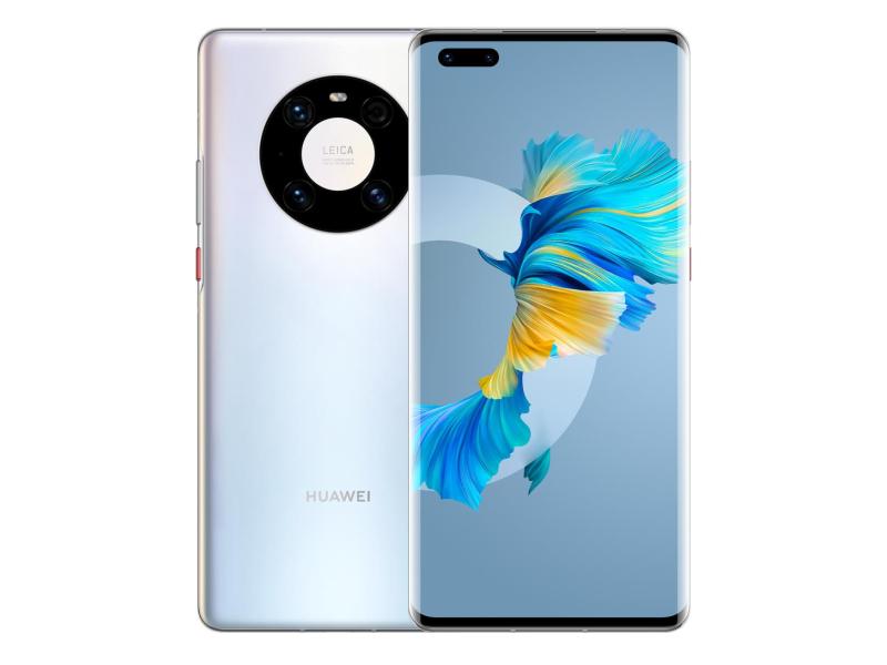 Huawei Mate 40 Pro 8/256GB srebrny
