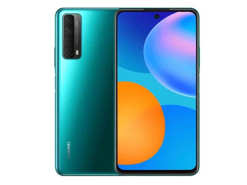 Huawei P smart 2021 4/128GB zielony