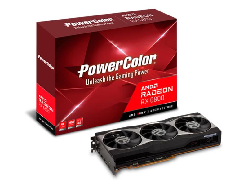 PowerColor Radeon RX 6800 16GB GDDR6