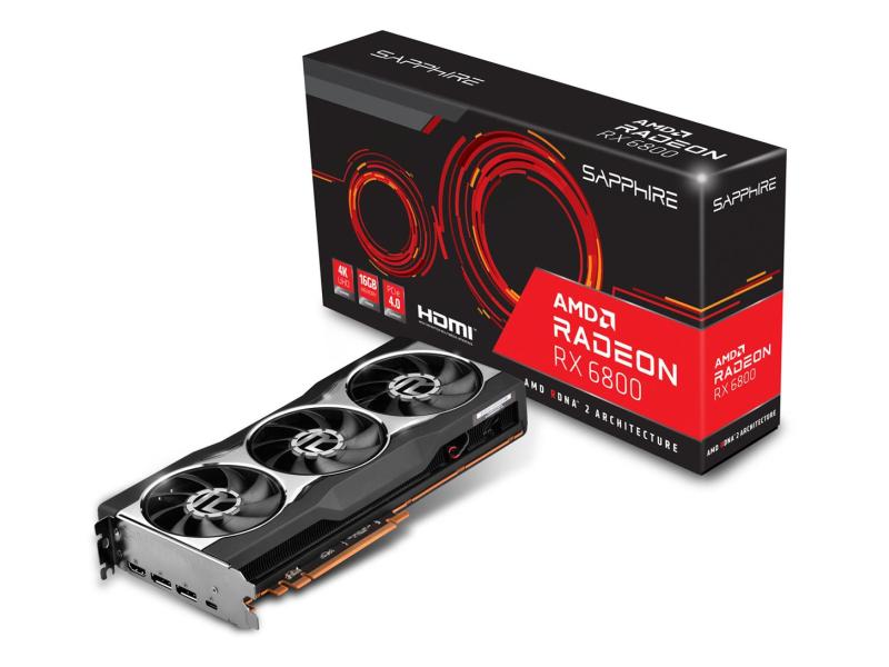 Sapphire Radeon RX 6800 Gaming 16GB GDDR6