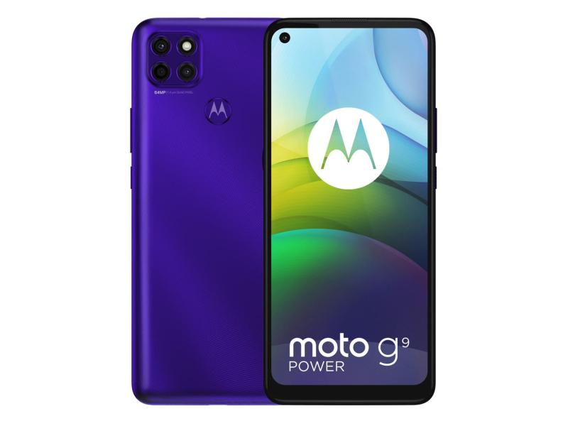 Motorola Moto G9 Power 4/128GB Electric Violet