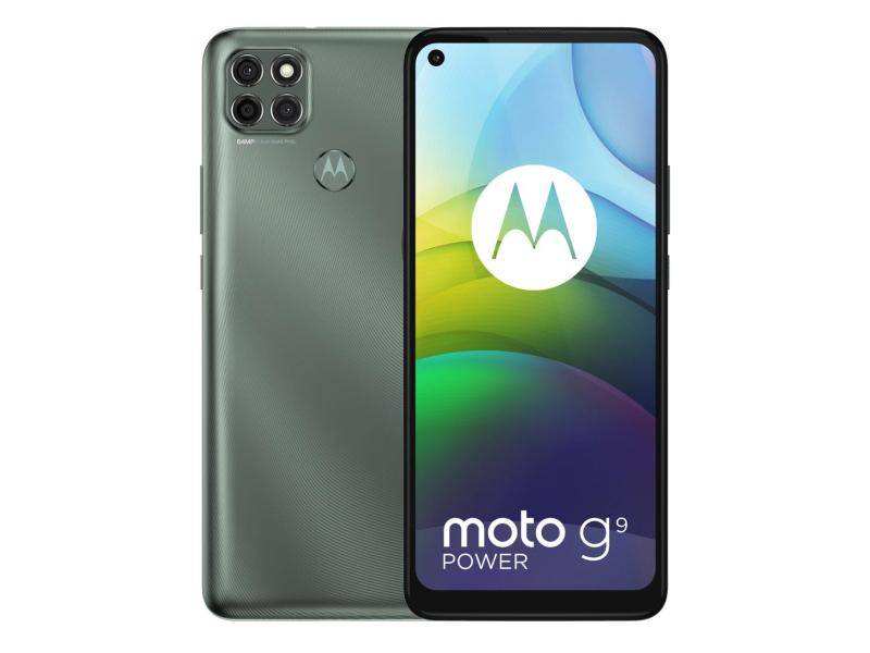 Motorola Moto G9 Power 4/128GB Metallic Sage
