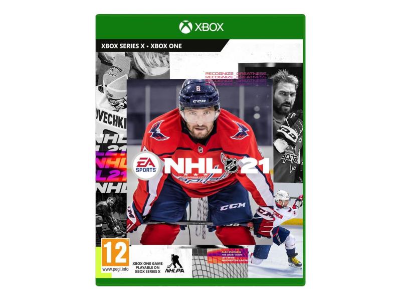 Xbox NHL 21