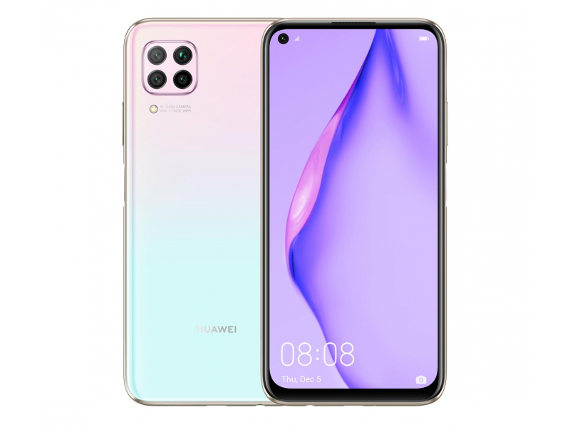 Huawei P40 Lite pastelowy