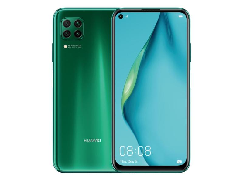 Huawei P40 Lite zielony