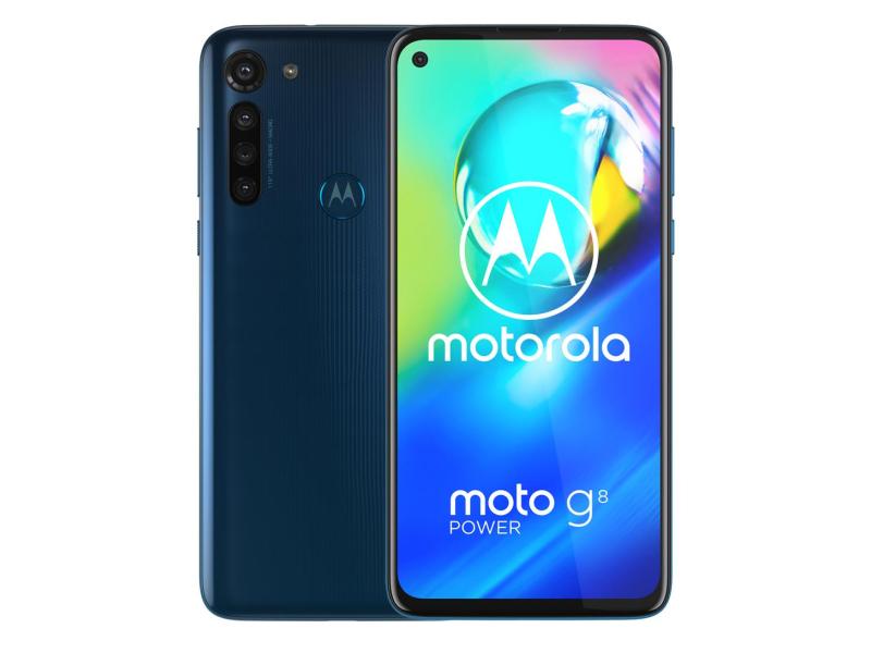 Motorola Moto G8 Power 4/64GB Capri Blue