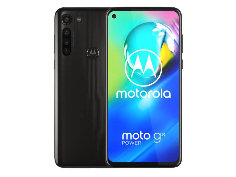 Motorola Moto G8 Power 4/64GB Smoke Black