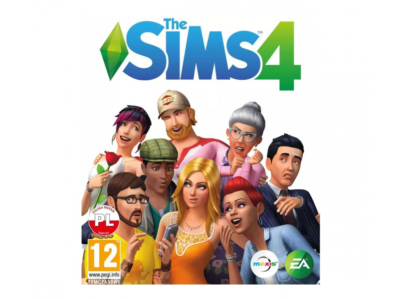 PC The Sims 4 ESD Origin
