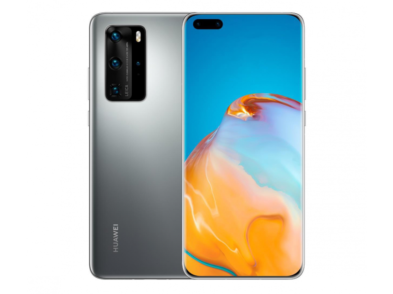 Huawei P40 Pro 8/256GB srebrny