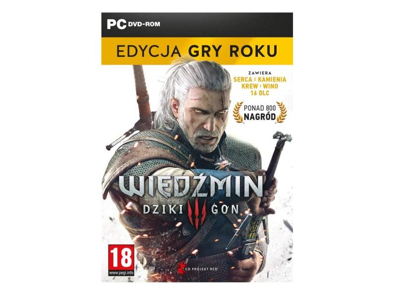 PC Wiedźmin 3: Dziki Gon - Edycja Gry Roku