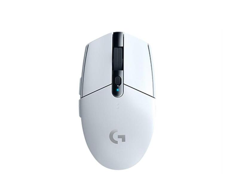 Logitech G305 LIGHTSPEED biała