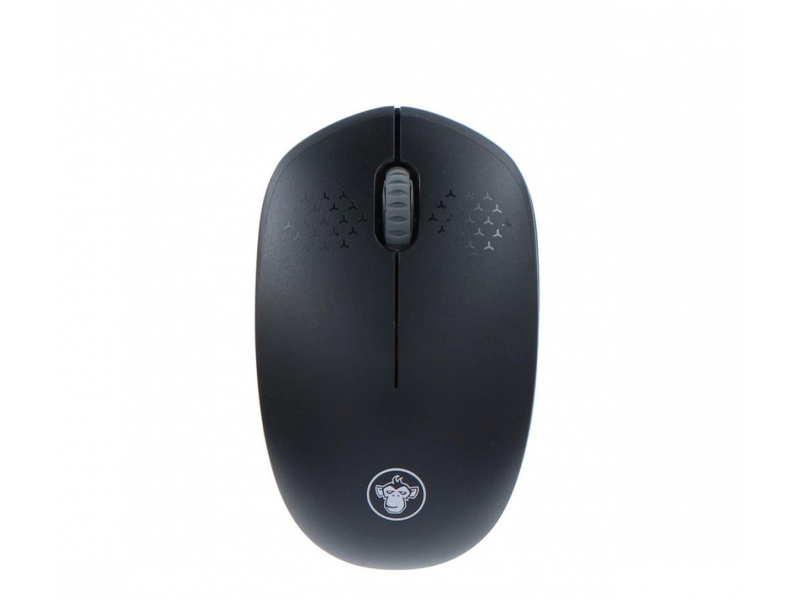 Silver Monkey Wireless Silent Mouse