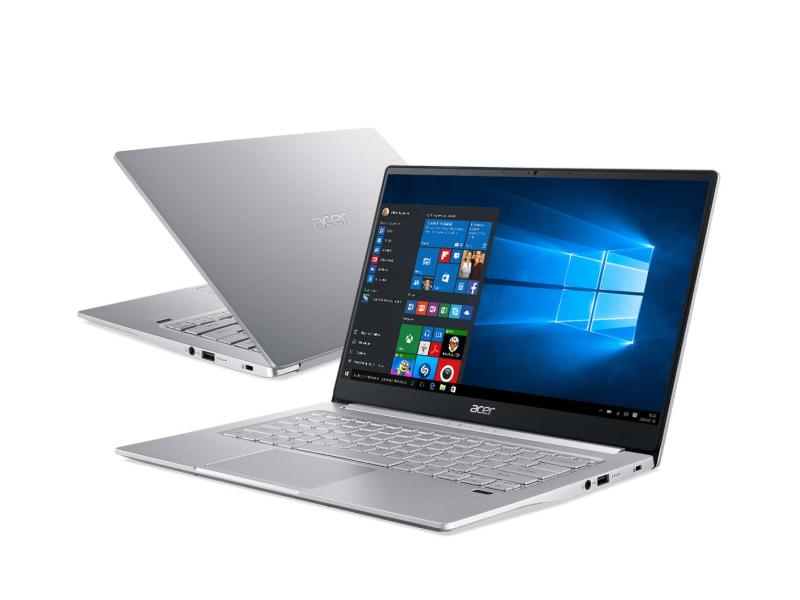 Acer Swift 3 R5-4500U/8GB/512/W10 Srebrny