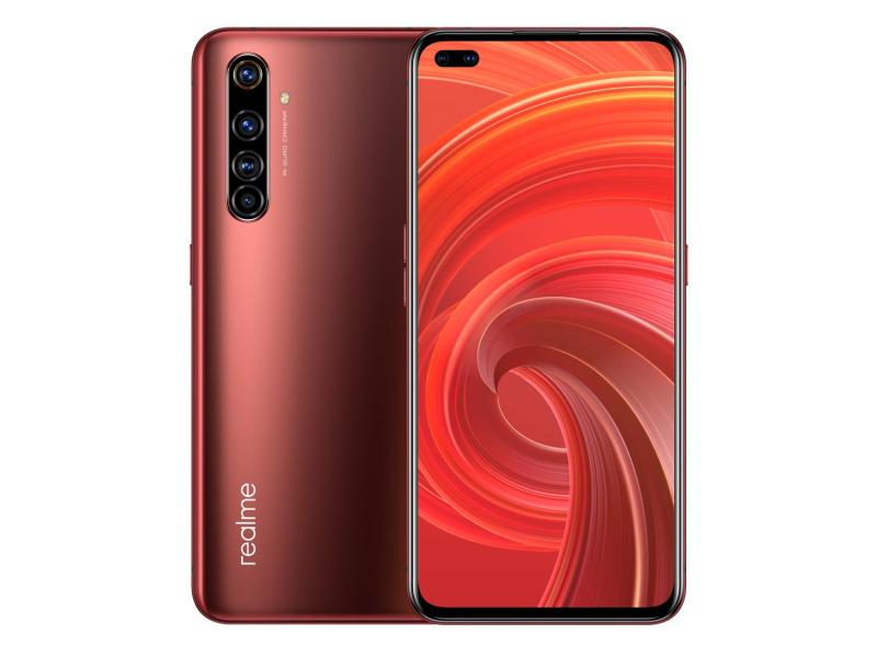 realme X50 PRO Rust Red 12+256GB 5G 90Hz