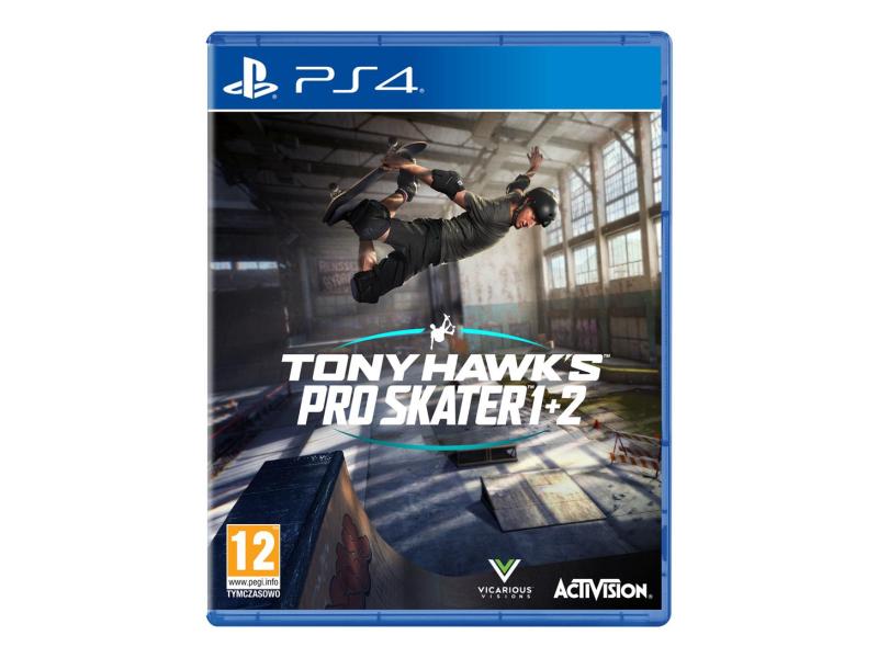 PlayStation Tony Hawk's Pro Skater 1 + 2