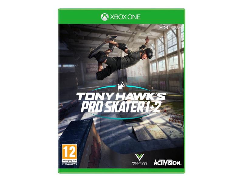 Xbox Tony Hawk's Pro Skater 1 + 2