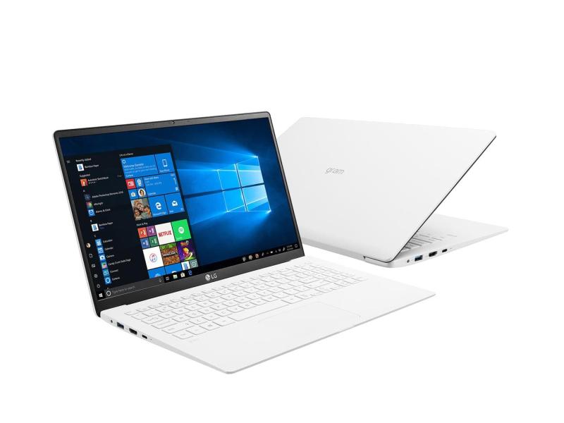 LG GRAM 15Z90N i5-1035G7/8GB/256/Win10 biały