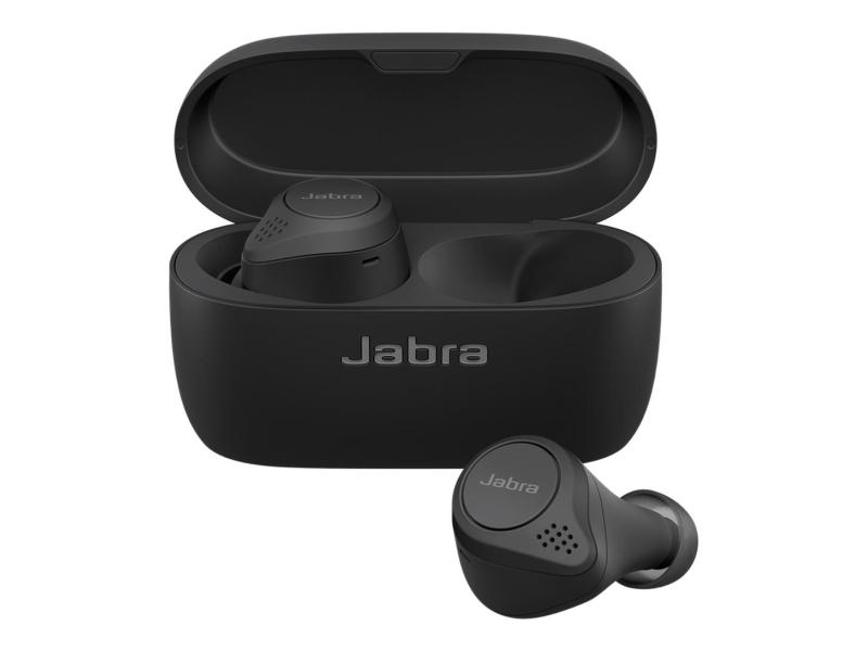Jabra Elite 75t active czarne