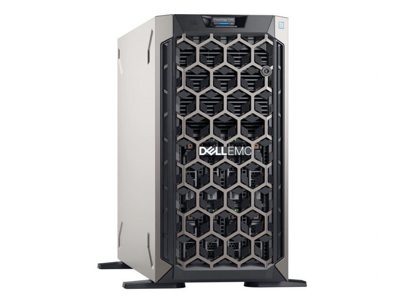 Dell PowerEdge T340 E-2224/16GB/600GB/H330/i9B