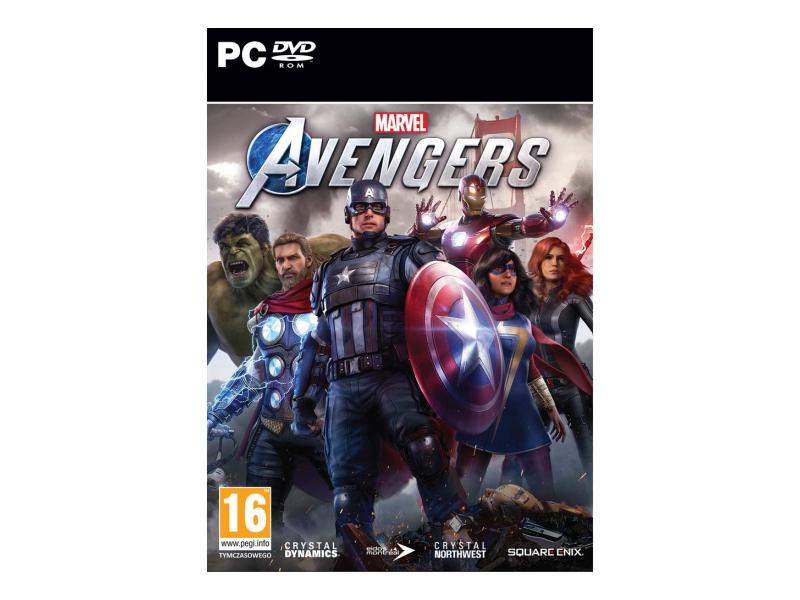 PC Marvel's Avengers