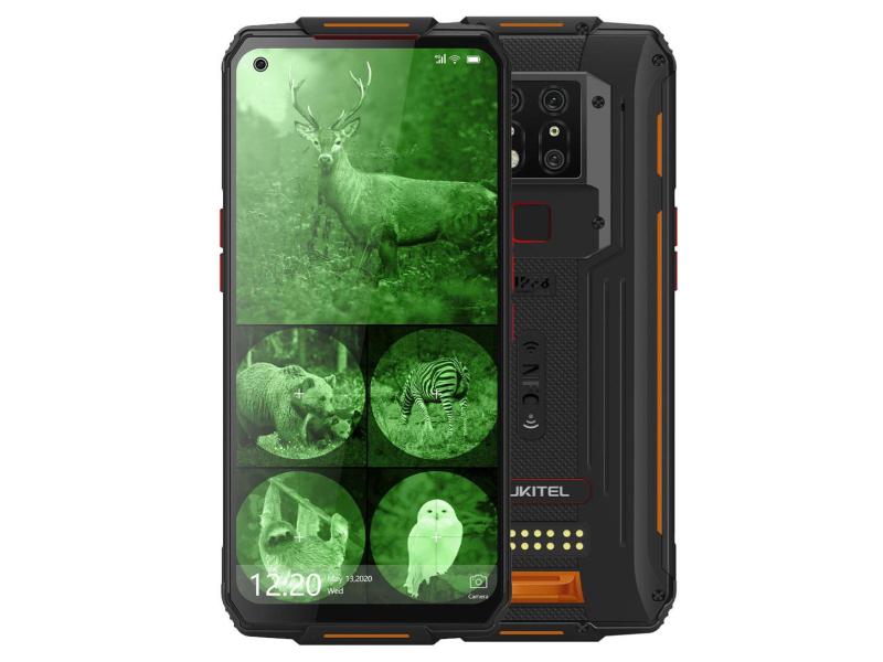 OUKITEL WP7 8/128GB 8000mAh pomaranczowy