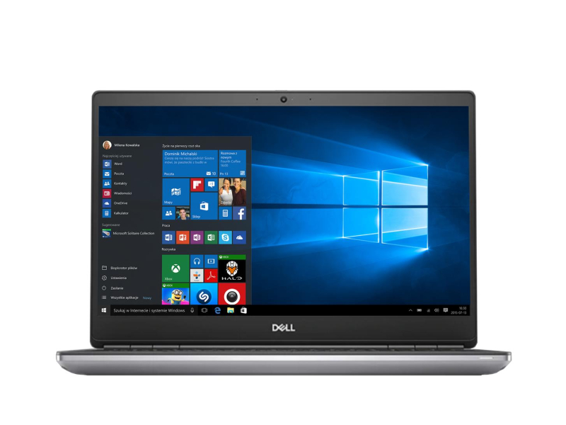 Dell Precision 7550 i7-10850/32GB/1TB/Win10P T2000
