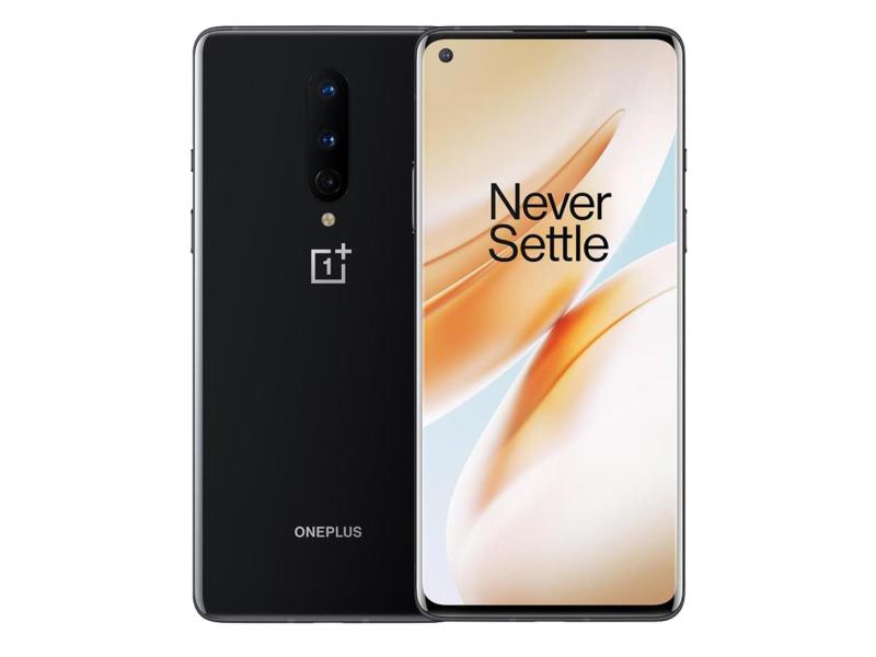 OnePlus 8 5G 8/128GB Onyx Black 90Hz