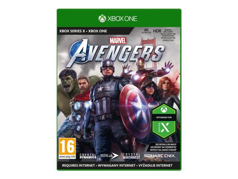 Xbox Marvel's Avengers