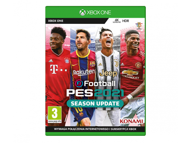 Xbox eFootball PES2021 : Season Update