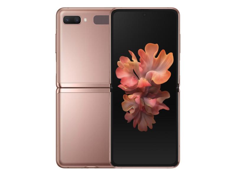 Samsung Galaxy Z Flip 5G SM-F707F Brown