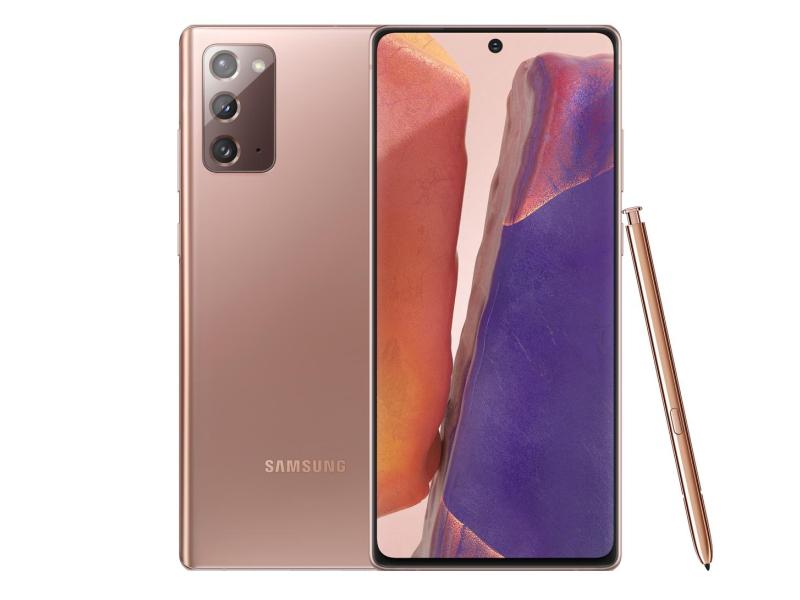 Samsung Galaxy Note 20 N980F Dual SIM 8/256 Miedziany