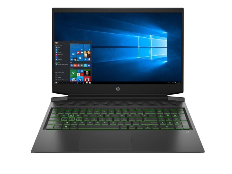 HP Pavilion Gaming i5/16GB/512/Win10X GTX1650Ti 144Hz