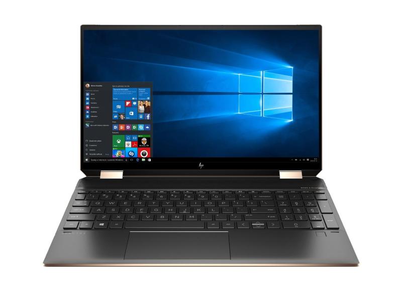 HP Spectre 15 x360 i7-10510/16GB/1TB/Win10P MX330