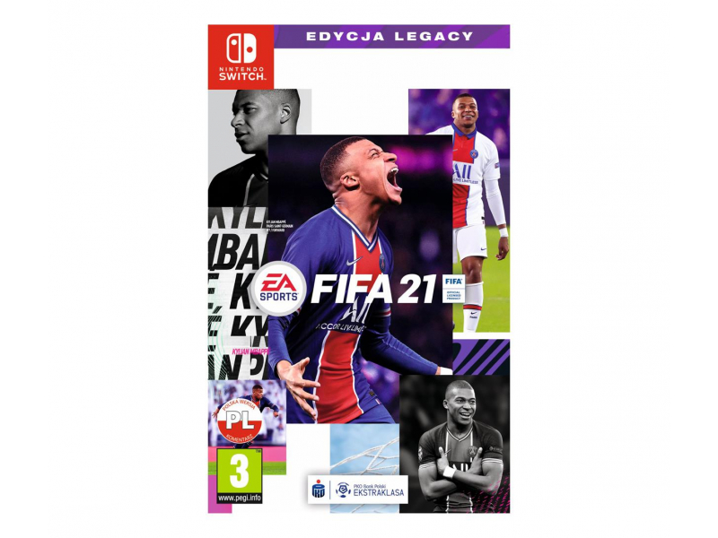 Switch FIFA 21