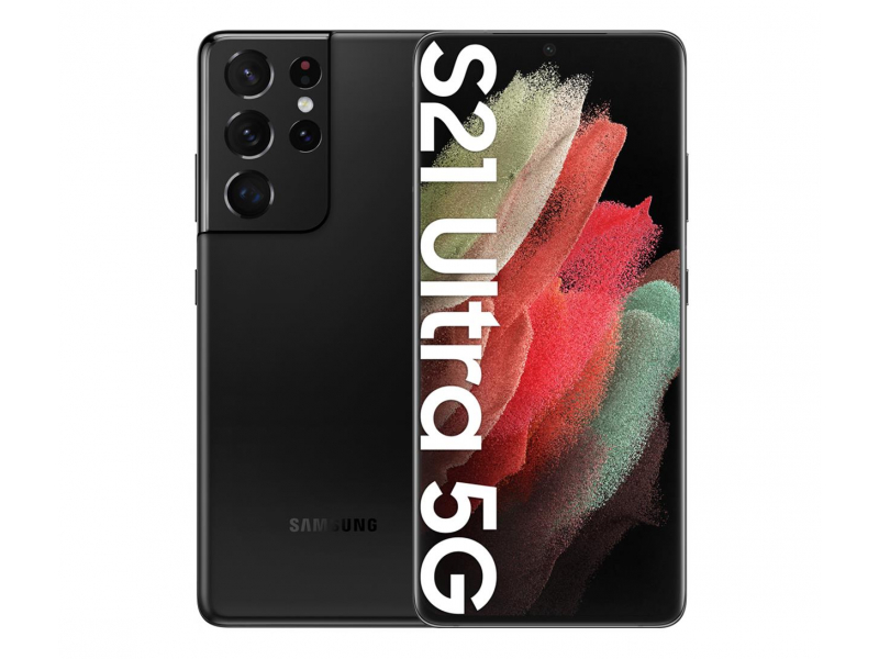 Samsung Galaxy S21 Ultra G998B 12/128 Dual SIM Black 5G