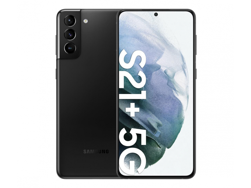Samsung Galaxy S21+ G996B 8/256 Dual SIM Black 5G