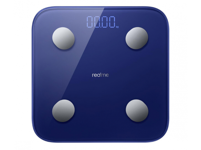 realme Smart Scale niebieski