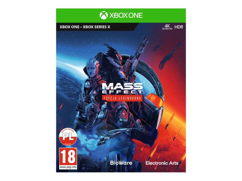 Xbox Mass Effect Edycja Legendarna