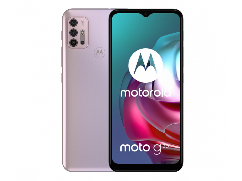 Motorola Moto G30 6/128GB Pastel Sky 90Hz