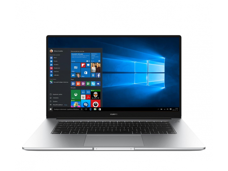 Huawei MateBook D 15 i3-10110U/8GB/256/Win10 srebrny
